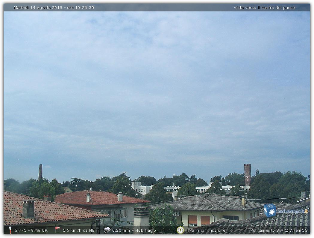 Webcam Rossano Veneto